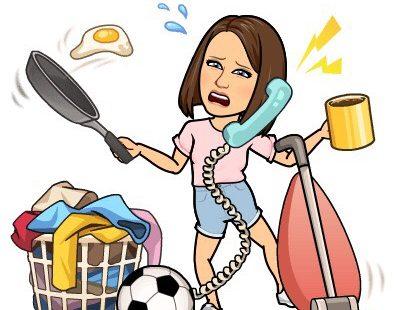 Mom Chores vs. Kid Chores