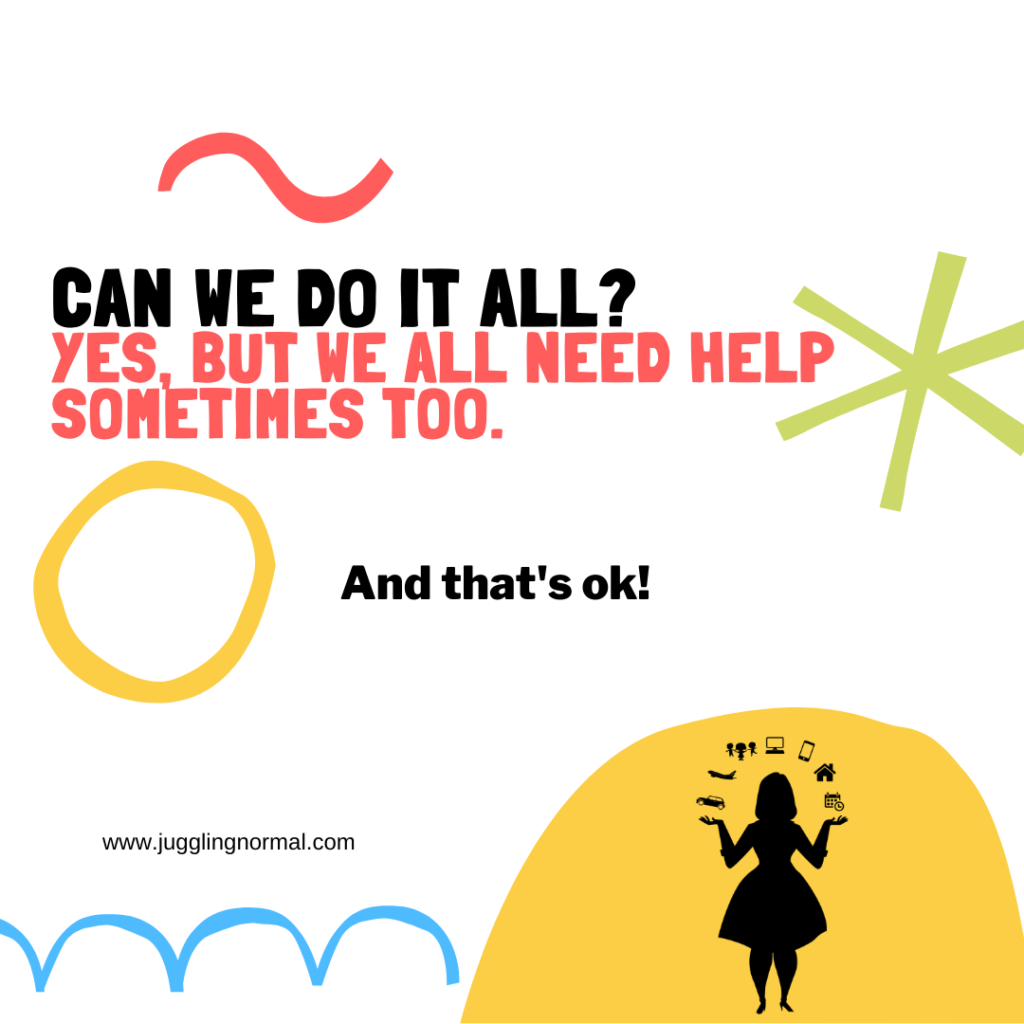 can we do it all graphic