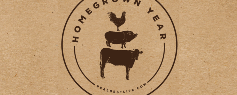 The Homegrown Year Challenge