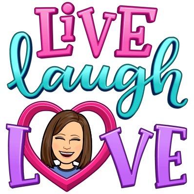 live laugh love mom